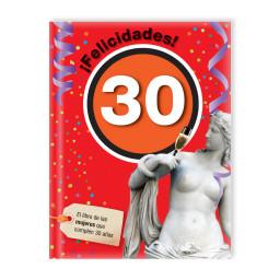 ¡Felicidades! 30 (Mujer)