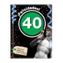 Felicidades 30 40 50 y 60